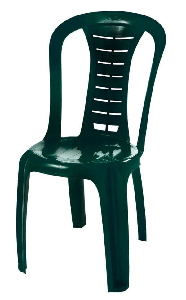 כיסא פלסטיק דוד ירוק
