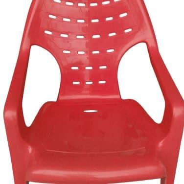 כיסא בריכה נטע אדום