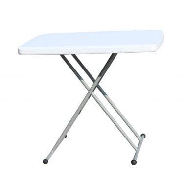 """שולחן פיקניק מתקפל 50/76 ס""""מ איכותי במיוחד"""