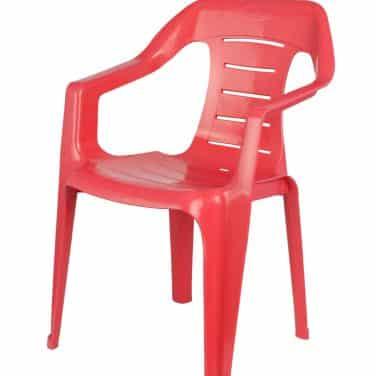 כסא כיסא ילדים ניב אדום - כיסא פלסטיק איכותי במיוחד