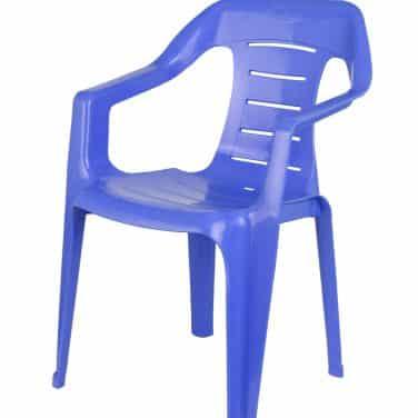 כסא כיסא ילדים ניב כחול - כיסא פלסטיק איכותי במיוחד
