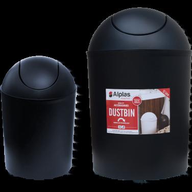 פח מצחייה שחור 12 ליטר